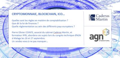 Séminaire technique AGN – Intervention de Pierre Olivier Cointe, Associé du cabinet Caderas Martin et formateur IFRS.